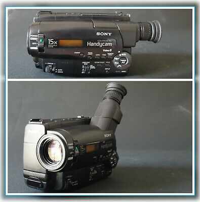 "Sony - Video8 - Camcorder "" CCD-TR501E"