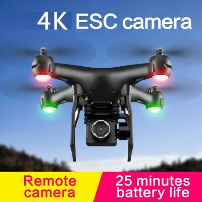 S32T Drone RC Quadcopter With 4KHD Camera Foldable Aircraft Remote Control Mini