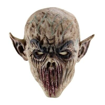 Halloween Adult Scary Bloody Zombie Skeleton Face Mask Vampire Horror Latex Mask