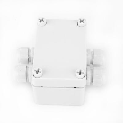 IP65 Waterproof ABS Junction Box Electronic Project Enclosure Box Plastic Case