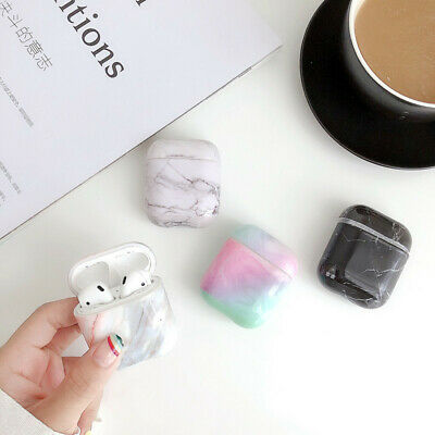 Cover Marble For Apple Airpods 2 1 Case Accessories Headphone Air Pods Case Box