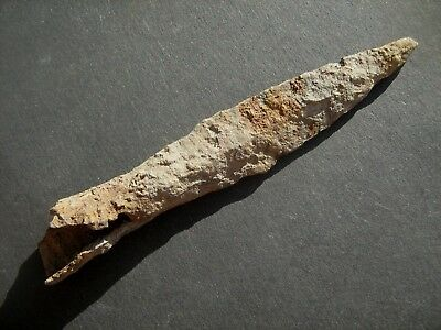 Ancient Rome iron arrowhead