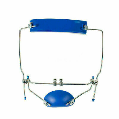 Dental Orthodontic Adjustable Reverse-Pull Headgear Facial Facemask Protraction