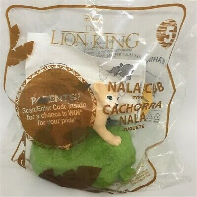 ☆ Disney The Lion King Nala Cub Toy  ☆ New 2019 McDonald's Happy Meal Toy #5