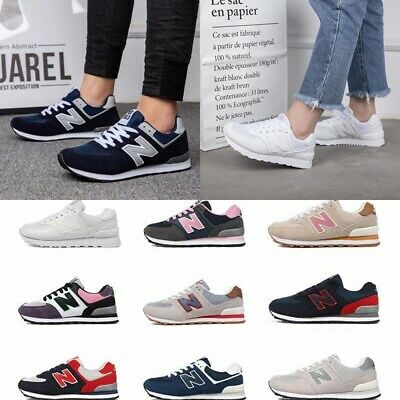 Womens Mens Trainers 574Sneakers Casual Fitness Sports Running Gym Retro Shoes