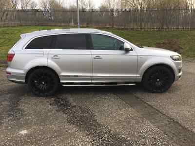 "Audi Q7 - Sline - Quattro - 22"" Wheels /Tints /Tow-bar/Nav/Roof Bars"