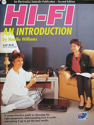 Hi-Fi an Introduction by Neville Williams - 2nd edition - 1994 - 140 pages