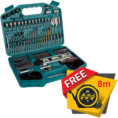 Makita P-44024 Trade Drill Bit /& Holesaw Set 75Pcs ** PURCHASE YOURS TODAY **