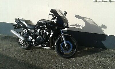 Relisted Due To Timewaster--- Yamaha Fzs 600  2001 Long Mot