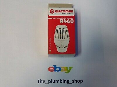 Giacomini R460 Thermostatic Radiator  Valve Head