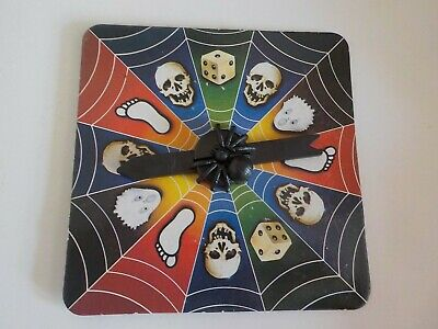 Ghost Castle Board Game The Haunted House of Horror Spare Part - Spider Spinner