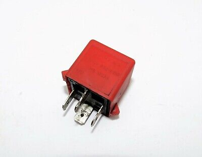 969-Honda Civic MG Tf Original Siemens 4 Pin Rojo Relé V23134-B52-X150 YWB10036