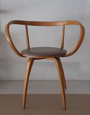 George Nelson made for Herman Miller Mid-Century Modern Pretzel Chair
