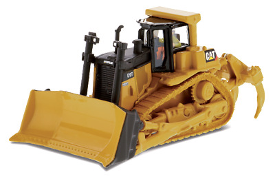 Caterpillar CAT D9T Track-Type Tractor 1:87 HO Model - Diecast Masters - 85209*