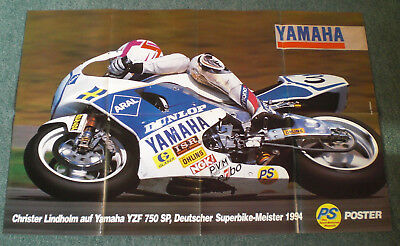 Superbike Meister 1994 - Poster