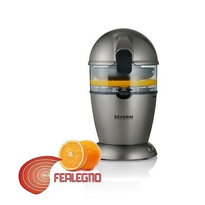 Juicer Fruit Automatic Electric 50W Grey bar Home ART.CP3537 Severin