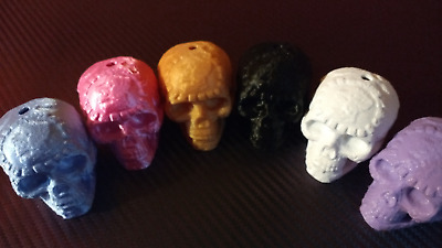 Aztec Death Whistle Skull -Screaming Whistle Loud 3D Printed Ideal For Halloween