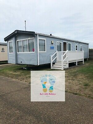 5th - 8th June 2020 3 Bed Caravan Hire/Rental Caister On Sea Haven