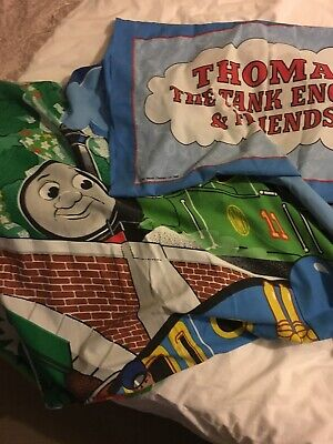 Thomas The Tank Engine Duvet Cover And Pillow Case