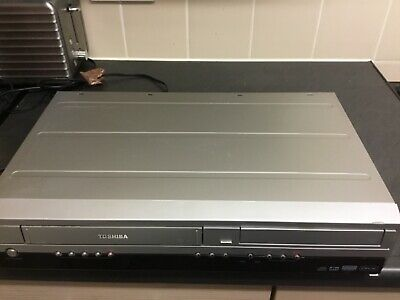 Toshiba D-VR35 DVD & VHS Recorder VCR Tape Transfer (Copy Tapes to DVD) Combo