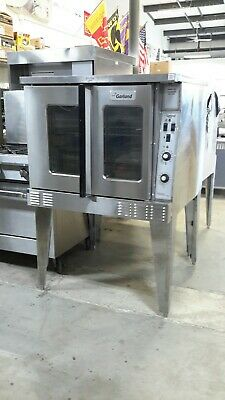 Used Garland MCO-GD-10S Single Deck Natural Gas Convection Oven