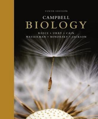 Campbell Biology (10th Edition) by Reece, Jane B., Urry, Lisa A., Cain, Michael