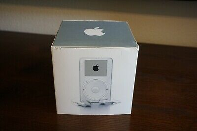 Apple iPod Classic 1st Generation (5 GB) M8541 **BOX ONLY**