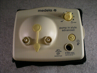 Medela-Pump-In-Style Advanced Double Breast Electric Pump MOTOR ONLY 2018 Model