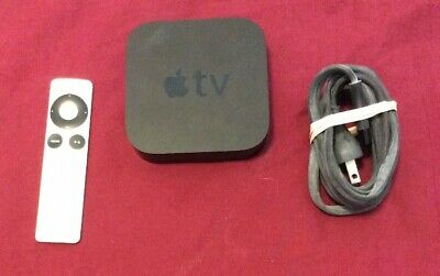 Apple TV (3rd Generation) A1469 Media Streamer - Black
