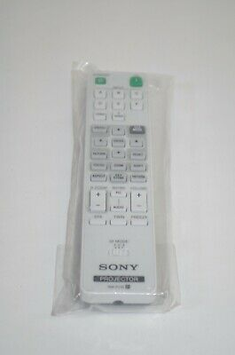 Sony projector remote control RM-PJ19