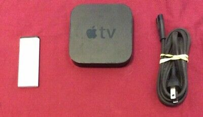 Apple TV (3rd Generation) A1427 Media Streamer - Black
