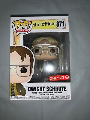 "Funko POP! The Office: DWIGHT SCHRUTE as Jim - Target Exclusive 871 ""FACT!"""