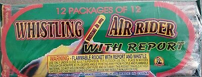 Fireworks labels collection Whistling Moon Rider Labels 12/144 Labels