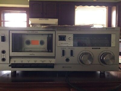 SANYO RD 5008 STEREO CASSETTE Player