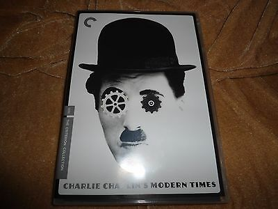 Modern Times (The Criterion Collection) (1936) [2 Disc NTSC DVD] Charlie Chaplin