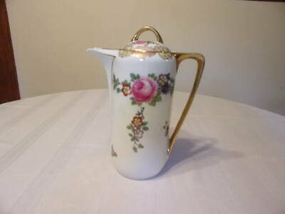 Prussia Royal Rudlestadt Chocolate Pot
