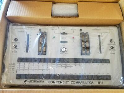 B&K Precision Model 541 Component Comparator Nos With Accessories