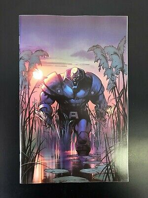 House of X #5 (Marvel, 2019) 1:100 Pepe Larraz Virgin Variant Edition