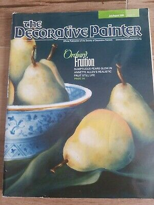 The Decorative Painter Magazine July/August 2004