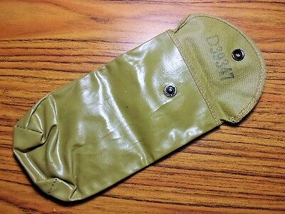Wwii Era Usgi Rubberized Pouch For M1 Garand #3