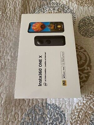 Insta360 ONE X Action Camera Bundle NEW SEALED