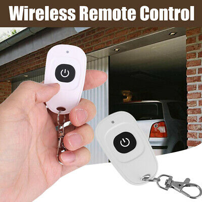 1/2/3 / 4Buttons 433MHz EV1527 1~4 RF Wireless Remote Control Transmitter