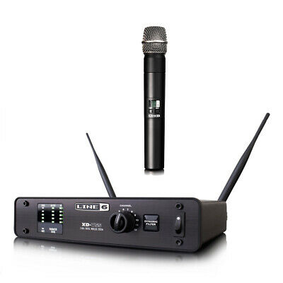 Line 6 Factory Refurbished XD-V55 Digital Wireless Handheld System