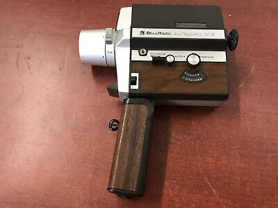!!! VINTAGE  BELL e HOWELL AUTOLOAD 309  !!! RARE !!