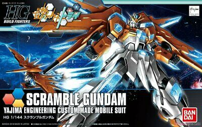 HG Gundam Build Fighters Chinagguy 1//144 model kit 056 Bandai