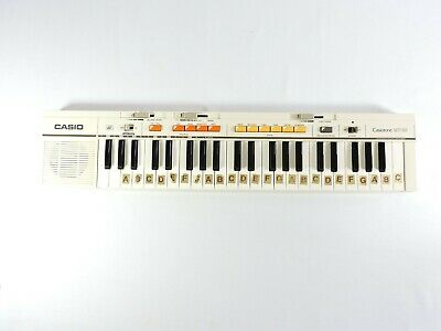 CASIO Casiotone MT-35 electronic keyboard synthesizer WORKS vintage piano synth