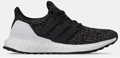 Adidas Big Kid Ultraboost Primeknit Low-Top Sneakers Youth Running Shoes