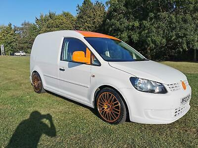 2012 Volkswagen Caddy Tdi, Aircon, Lowered, Colour Coded