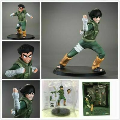 Naruto Shippuden Rock Lee S.H.Figuarts Anime Figure na0801 Rock Lee no box