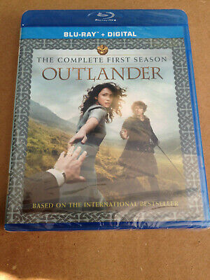 Outlander Complete First Season One 1 Blu-Ray Disc, 2018 Series Brand New Volume